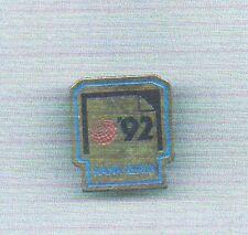 Pins de Expo 92 Sevilla (CP-124)