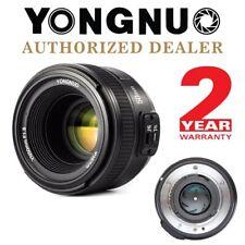 Yongnuo YN 50mm F1.8 Large Aperture Auto Focus Prime Lens For Nikon DSLR UK
