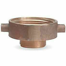 Fire Hose Femalemale Reducer Adapter 2 12 In Nh Female X 1 12 In Nh Male