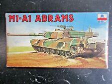 1/72 US Tank M1-A1 ABRAMS - ESCI 8072