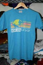 New listing Ron Jon Surf Shop Turquoise t shirt Cocoa Beach Florida Men's Small Soft