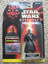 StarWars DARTH MAUL (Episode I Collection 1) Jedi Duel 3 3/4 action figure