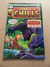 Chamber of Chills 18  . Marvel 1975 -   VF - minus