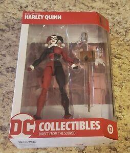 "DC Direct Collectibles Harley Quinn 6"" Essentials Action Figure Batman Classic"