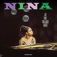 Nina Simone At The Village Gate 180G Purple Vinyl LP Record Just In Time