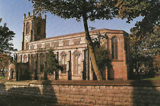 "POST CARD:  ST PETER'S CHURCH DARWEN, LANCASHIRE  No 76  ""photographic heritage"""