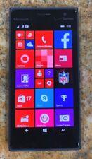 Microsoft Lumia 735 16GB Black Verizon Smartphone Tested Working