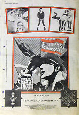 Bram Tchaikovsky Vintage 1970s / 1980s Promotional Ads Collection