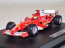 Mattel Hot Wheels 1:43 Ferrari F2004 Michael Schumacher new