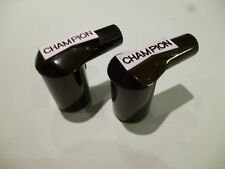 2 x CHAMPION SPARK PLUG CAPS WCX600/180 LATE BSA  NORTON TRIUMPH MOTORCYCLE