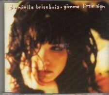 (CF411) Danielle Brisebois, Gimme Little Sign - 1994 CD