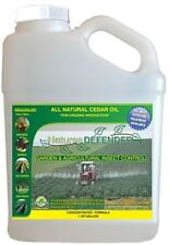 NATURES DEFENDER PCO CHOICE CEDAR OIL GARDEN & AGRICULTURAL INSECT CONTROL - GAL
