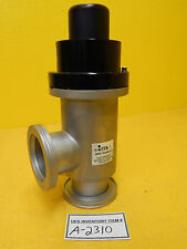MKS Instruments 152-1063P Pneumatic Angle Valve Used Working
