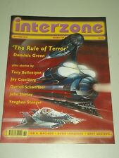 INTERZONE #189 MAY/JUNE 2003 DOMINIC GREEN TONY BALLANTYNE UK MAGAZINE