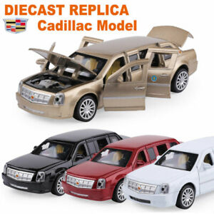 1:32 Cadillac Presidential Limousine Model Metal Toy Car Collection Gift for Kid