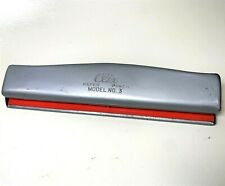 Vintage Clix Metal Paper Punch 3 Three Hole Punch Model No 3 New England