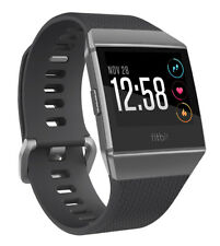 Fitbit Ionic - Charcoal Band With Smoke Grey Case