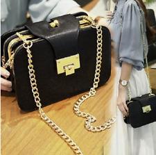 Fashion-Women-Shoulder-Bag-Chain-Strap-Flap-Messenger-Bags-Handbags-Clutch