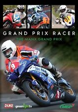 Grand Prix Racer (New DVD) Motorcycle Road Racing Isle of Man Manx Grand Prix
