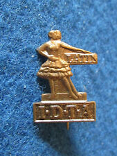 Vintage IDTA Award Badge - Latin - Bronze - International Dance Teachers Assoc.