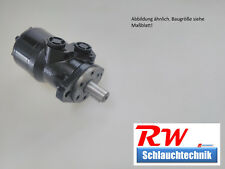 Hydraulikmotor Ölmotor Orbitalmotor SMR50 50 ccm, ähnlich OMR 50