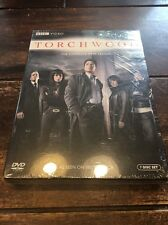 Torchwood - The Complete First Season (DVD, 2008, 7-Disc Set) Brand New.!!!