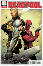 DEADPOOL #1 OPENA 1:50 INCENTIVE VARIANT COVER