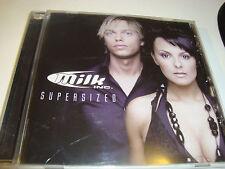 RAR CD. MILK INC. SUPERSIZED. VALE MUSIC. MADE IN SPAIN.