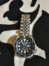 Seiko Automatic Diver's 200m Watch STAINLESS STEEL