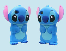 New Cute 3D Stitch Movable Ear Flip Silicone Cover Case for iPod Touch 5 5TH GEN