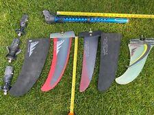 windsurfing fin - mast extension - universal