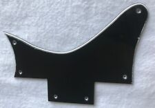 Fits Washburn WI-64-DL Style Guitar Pickguard Scratch Plate,3 Ply Black