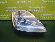 FORD FIESTA MK6 (02-08) O/S/F RIGHT SIDE DRIVERS HEADLIGHT