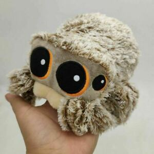"8"" Lucas The Spider Plush Doll Stuffed Animal Toys Soft Kids Birthday Gift US"