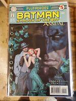 Batman: Shadow of the Bat Annual #5 VF 1997 DC Comic Alan Grant