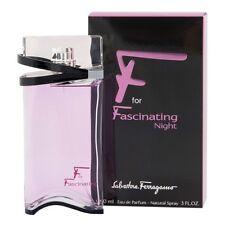 F for Fascinating Night for Women, Eau de Parfum 3.0 oz **NEW IN BOX**