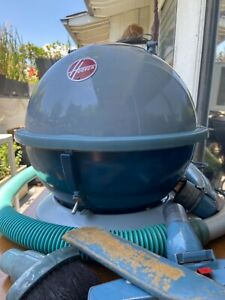 Hoover Constellation, Ball-canister Vacuum Cleaner, 1950's, Model #82