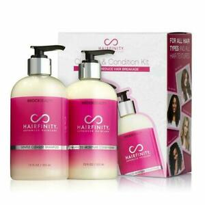 Hairfinity Shampoo/Conditioner/Hair masque- Biotin treatment- FULL RANGE