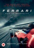 Nuevo Ferrari - Raza A Inmortalidad DVD