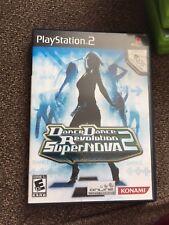 Dance Dance Revolution SuperNova 2  PS2