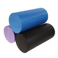 H3E# Trigger Gym Exercise Fitness Floating Point EVA Yoga Foam Roller Physio Ma