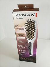 Remington T Studio 2 In 1 Heated straightening Brush