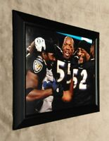 Baltimore Ravens Ray Lewis Joe Flacco Ed Reed Terrell Suggs 8x10  Photo NFL