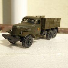 RK MODELLE Camión ZIL ,KrAZ ,URAL Plataforma Nva + Ruso Ejército SU / UDSSR /