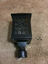 Epiphany Lighting Top Post Black NEW