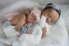 Reborn Levi by Bonnie Brown BEAUTIFULLY SCULPTED w/ COA AA Biracial Ethnic