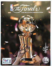 PSA/DNA Warriors #35 KEVIN DURANT Signed Autographed NBA FINALS MVP Basketball