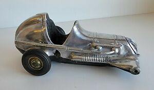 Roy Cox Thimble Drome Champion Race Car Parts only Vintage