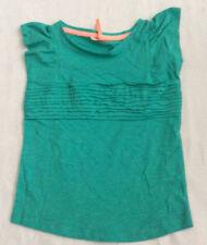 Next Girls' Short Sleeve Sleeve Cotton Blend T-Shirts, Top & Shirts (2-16 Years)