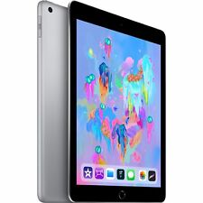 "Apple iPad (128GB, LTE), Tablet-PC, grau, 24,6 cm (9,7""), 128 GB"
